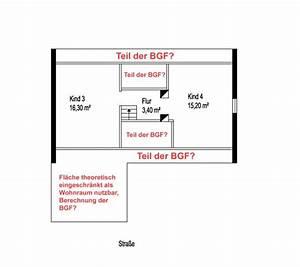 Bgf Berechnen : berechnung bgf ausgebautes dachgeschoss ohne drempel ~ Themetempest.com Abrechnung