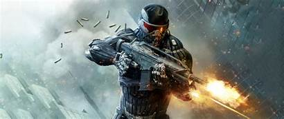 Gaming Wallpapers Ultra Wide Games Crysis 4k