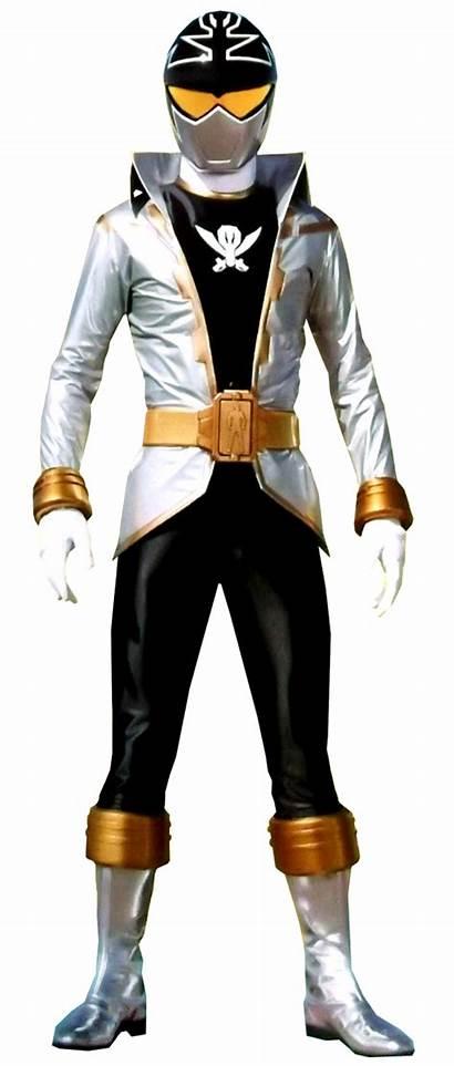 Ranger Rangers Silver Power Super Gokai Sentai
