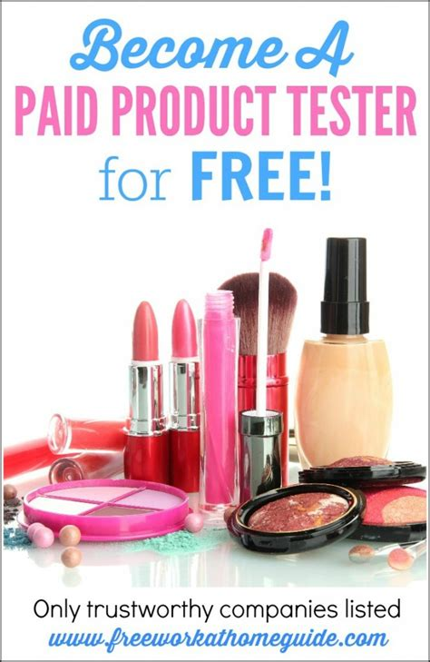 Paid Product Testing From Home product testing become a paid product tester for free
