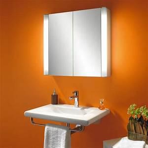 Bad Spiegelschrank Mit Beleuchtung : schneider moanaline spiegelschrank mit 2 t ren beleuchtung au en reuter ~ Bigdaddyawards.com Haus und Dekorationen