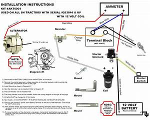 New Generator Alternator Fits Conversion Kit Late Model