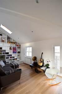 Un piccolo grande loft: 4 ambienti in meno di 40 mq Casa it
