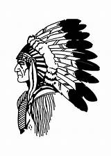 Native American Coloring Simple Americans Pro Indian Pages Indians Adults Drawing Chief Tattoo Designs Indigenous Drawings Adult Symbols America Indien sketch template
