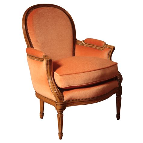siege bergere bergère georges jacob style transition louis xvi