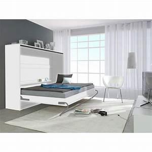 Lit Escamotable Ikea : armoire lit transversale armoires lits escamotables ~ Melissatoandfro.com Idées de Décoration