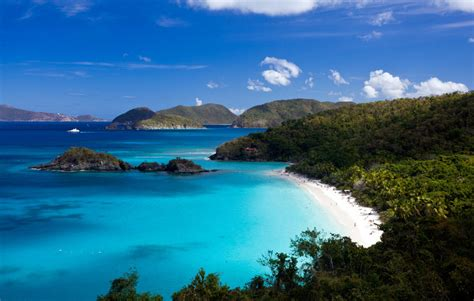 Caribbean Travel St John Usvi Is Quiet Sand And Sea
