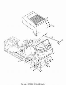 Mtd 13am77ls058  2012   M15542  2012  Parts Diagram For