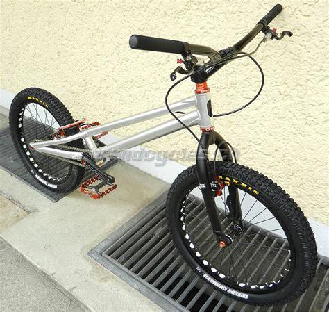 trial bike kinder kinder trialbike echo kid 2016 felgenbremse 20 inch trial bike