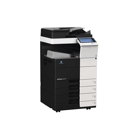 However, konica minolta has released the upgraded bizhub ce and ce that includes the document feeders as standard features. Konica Minolta Bizhub C454 - Pret: 5.800 Lei - SOIM Computer