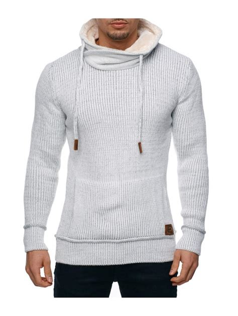 pull col montant homme so fashion shop