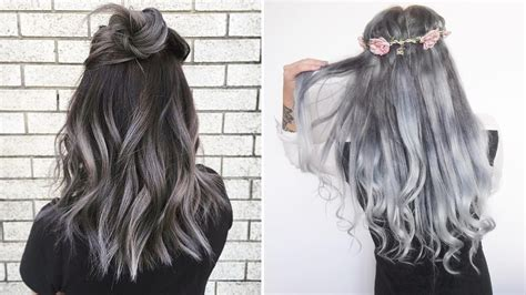 The Gray Hair Trend 32 Instagram Worthy Gray Ombré