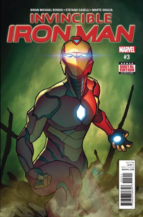 Invincible Iron Man #3 | CBR