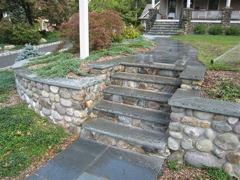 walls steps landscapeadvisor