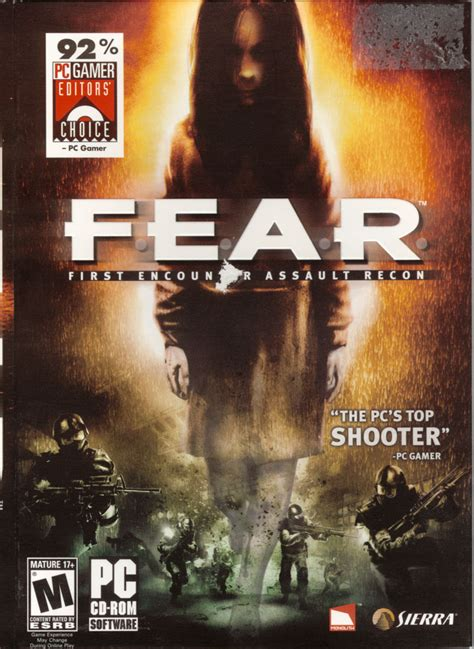 F.E.A.R.: First Encounter Assault Recon (2005) - MobyGames