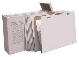 Advanced Organizing Systems Vertical Flat Storage