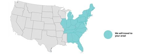 mobile occupational health coverage map worksite medical