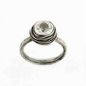 non diamond engagement ring eco friendly onewedcom With non wedding rings