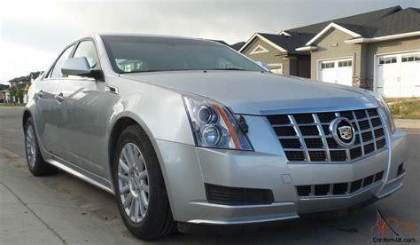 Cadillac  Cts Luxury Sedan 4door