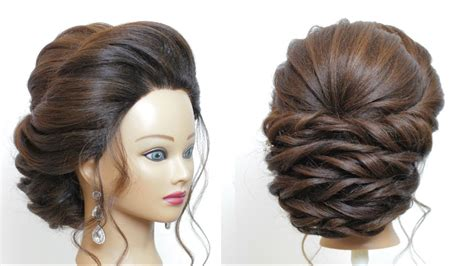 Step By Step Hairstyles For by New Bridal Hairstyle For Hair Step By Step