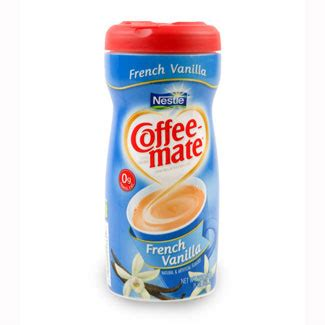 Buy Coffeemate French Vanilla Canister Mycoffeesupply