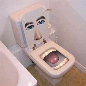 Funny toilets picture