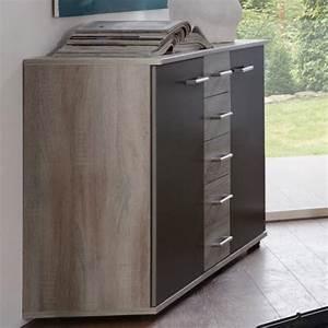 schubladen kommode schrank sideboard anrichte komode schlafzimmer landhaus ebay