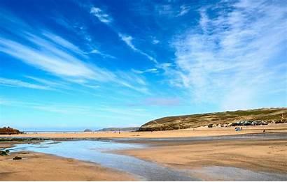 Perranporth Beach Cornwall Beaches Holiday Devon Park