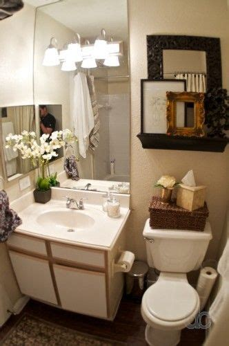 Small Bathroom Decorating Ideas Apartment by 87 Best Images About Improve Rental House Apt On