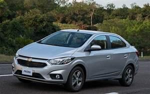 Chevrolet Prisma 2018 Fica Mais Cara  De R  45 790 A R  67