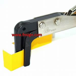 penguin manual metal strip bending plier With ez bender channel letter