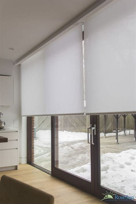 Where Can I Get Blinds by Electric Blinds Can Large Glass Areas Covered