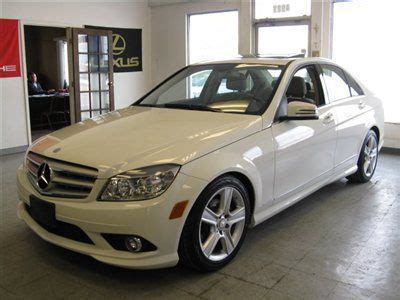 Both the sport model and luxury models have different front ends and side skirts. Sell used 2010 MERCEDES-BENZ C300 4MATIC SPORT FAC-WRNTY HEATED LEATHER ROOF WOOD $22,995 in ...