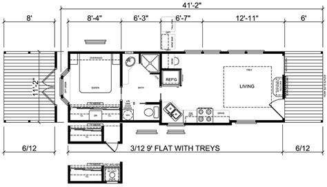 housing blueprints breckenridge park model floor plans meze