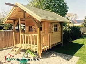 Holz Im Garten : stelzenhaus maxx xl a1 kaso24 i kinder spielhaus holz im garten ~ Frokenaadalensverden.com Haus und Dekorationen