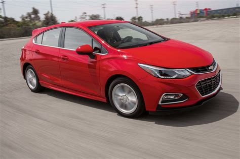 2017 Chevrolet Cruze Hatchback First Drive