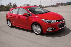 2017 Chevrolet Cruze Hatchback First Drive: Hatching a New ...