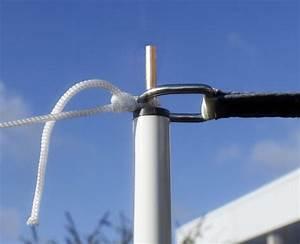 Sonnensegel Mit Mast : mast f r sonnensegel mit abspannseil bis 2 5m h he 35 99 ~ Michelbontemps.com Haus und Dekorationen