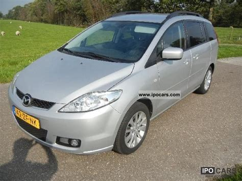 2008 Mazda Type 5 20 7 Citd Persoons Mpv Net 7352 €