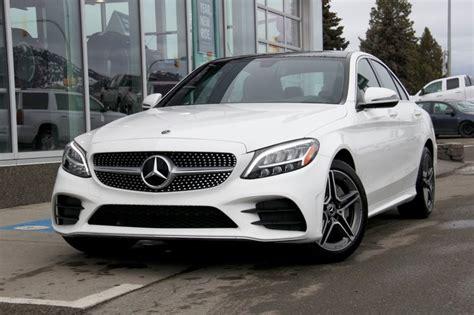 Цена 5 627 968 р. Mercedes-Benz Kamloops   New 2020 Mercedes-Benz C300 4MATIC Sedan for sale - $56,774