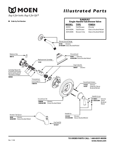 Moen Monticello Tub Faucet Diagram moen shower faucet installation diagram website of sixumeme