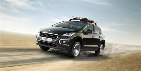 Peugeot Crossover by Peugeot 3008 Crossover