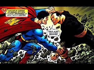 Superman vs. Black Adam - YouTube
