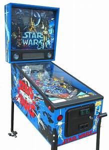 Star Wars Pinball Machine Liberty Games