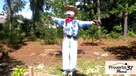 scarecrow youtube