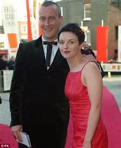 Stephen Tompkinson and Dervla