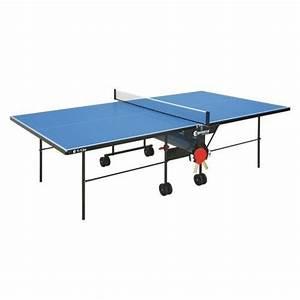 Sponeta S1 13e Table De Ping Pong Rsistant Aux