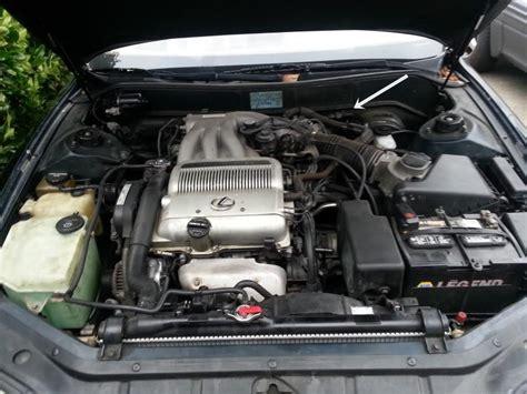 how do cars engines work 1992 lexus es interior lighting 1992 es300 windom radiator coolant system flush clublexus lexus forum discussion