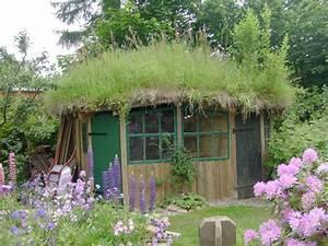 Dach Für Gartenhaus : gartenhaus dach begr nen my blog ~ Michelbontemps.com Haus und Dekorationen