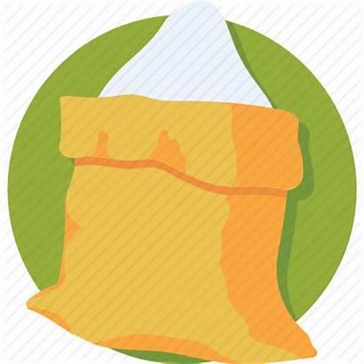 Flour Salt Bag Sack Sugar Icon Pack